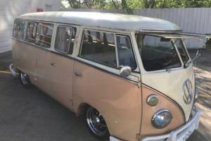 1974 Volkswagen Bus/Vanagon