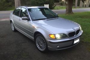 2003 BMW 3-Series 325xi