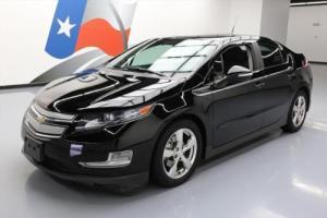 2013 Chevrolet Volt HYBRID ELECTRIC REAR CAM ALLOYS