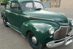 1941 Chevrolet Other Master Deluxe Photo