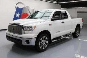 2013 Toyota Tundra DBL CAB TEXAS EDITION 6PASS 20'S