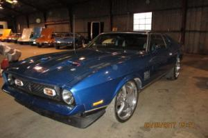 1972 Ford Mustang Mach 1