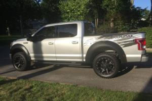 2016 Ford F-150 XLT FORD F-150 ROUSH EDITION 3.5L V6 ECOBOOST
