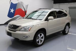 2008 Lexus RX HEATED LEATHER SUNROOF PWR LIFTGATE