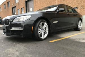 2011 BMW 7-Series 750i Xdrive, sport package, M package