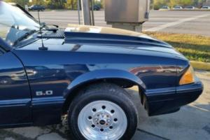 1991 Ford Mustang FOXBODY