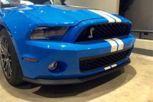 2012 Ford Mustang --