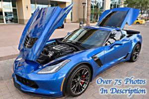 2015 Chevrolet Corvette 3LZ Z06 Premium Package