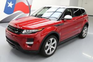 2015 Land Rover Evoque DYNAMIC AWD UNION JACK 20'S