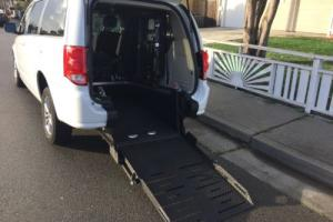 2015 Dodge Grand Caravan FR Wheelchair Conversion
