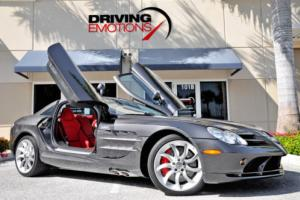 2006 Mercedes-Benz SLR McLaren Coupe