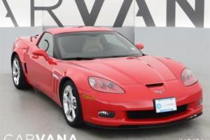 2011 Chevrolet Corvette --