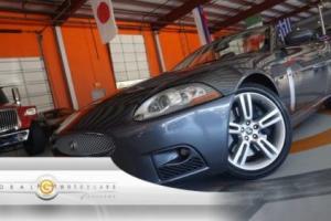 2007 Jaguar XKR XKR