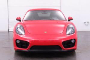 2015 Porsche Cayman 2dr Coupe