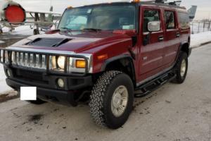 2004 Hummer H2 Wagon