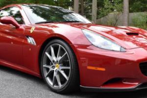 2011 Ferrari California Photo