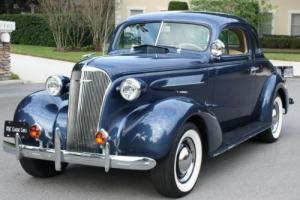 1937 Chevrolet Other FIVE WINDOW COUPE - NUT & BOLT 15K MI