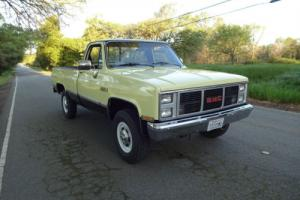 1985 Chevrolet C/K Pickup 2500 JIMMY SIERRA CLASSIC