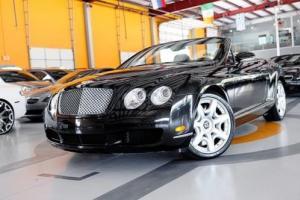 2008 Bentley Continental GT Mulliner AWD