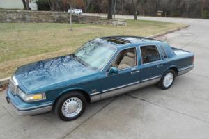 1997 Lincoln Town Car Jack Nicklaus