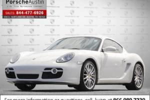 2008 Porsche Cayman 2dr Cpe S