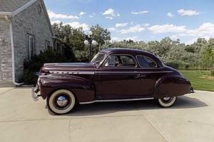 1941 Chevrolet Special Deluxe - Utah Showroom