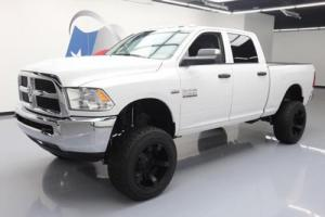 2016 Dodge Ram 2500 TRADESMAN CREW 4X4 HEMI LIFTED