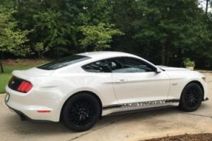 2017 Ford Mustang GT Premium with Performance Package