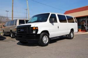 2012 Ford E-Series Van XL