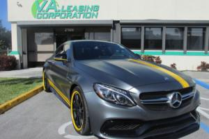 2017 Mercedes-Benz C-Class AMG C 63 S Coupe Edition One