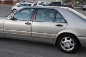 1999 Mercedes-Benz S-Class Long Wheel Base
