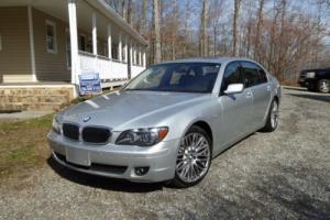 2008 BMW 7-Series 7540LI Photo