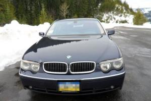 2003 BMW 7-Series 745Li Photo