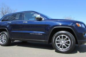 2014 Jeep Grand Cherokee LIMITED 4X4 NAVIGATION