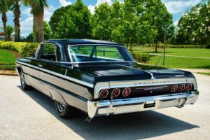 1964 Chevrolet Impala SS Hardtop 409 Factory A/C Loaded w/ Options!