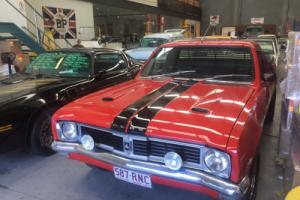1970 HOLDEN HT GTS THEME 308 V8 AWESOME !!! excellent condition Photo