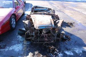 1962 Austin Healey 3000 MK2 Restoration or Parts Vehicle Photo