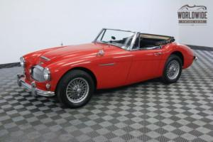1965 Austin Healey 3000 RESTORED AND GORGEOUS! SHOW OR GO!