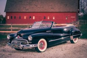 1948 Buick Super Convertible Photo