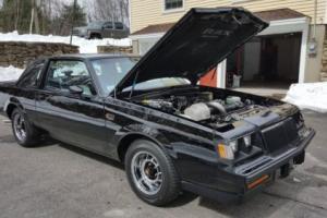 1986 Buick Grand National regal Photo
