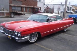 1960 Cadillac DeVille Photo
