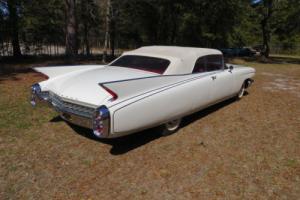 1960 Cadillac Eldorado Biarrtz Photo