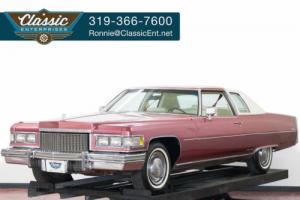 1975 Cadillac DeVille Coupe DeVille Hardtop