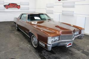 1969 Cadillac Eldorado Runs Drives Body VGood 472V8 3spd