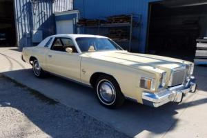 1978 Chrysler Cordoba Photo
