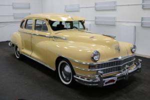 1948 Chrysler Other Project Car 350V8 3spd Body Inter Good
