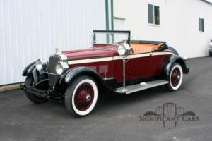 1926 Other Makes Stutz AA