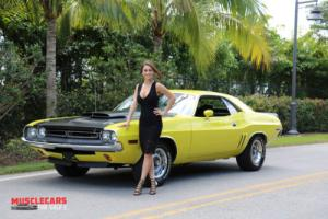 1971 Dodge Challenger 340 4 SPEED CHALLENGER