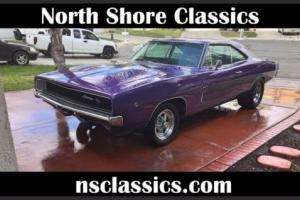 1968 Dodge Charger -R/T-Tribute-Built 440 Engine-NO RUST-CALIFORNIA/A