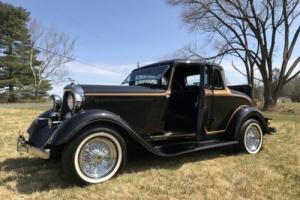 1933 Dodge 5 Window Coupe Rumble Seat
